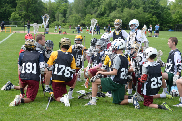 Prep School Lacrosse Showcase Camp a Special Opportunity
