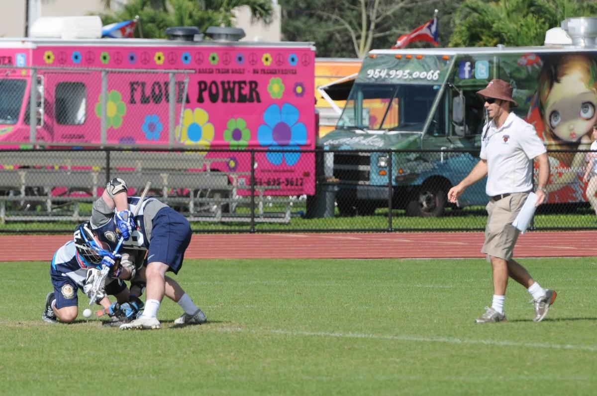 Prep School Lacrosse Showcase Camp Has Beautiful Weekend