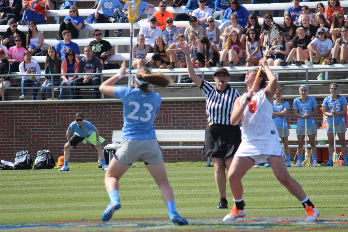 Changes to the Draw Rule in Girls Lacrosse