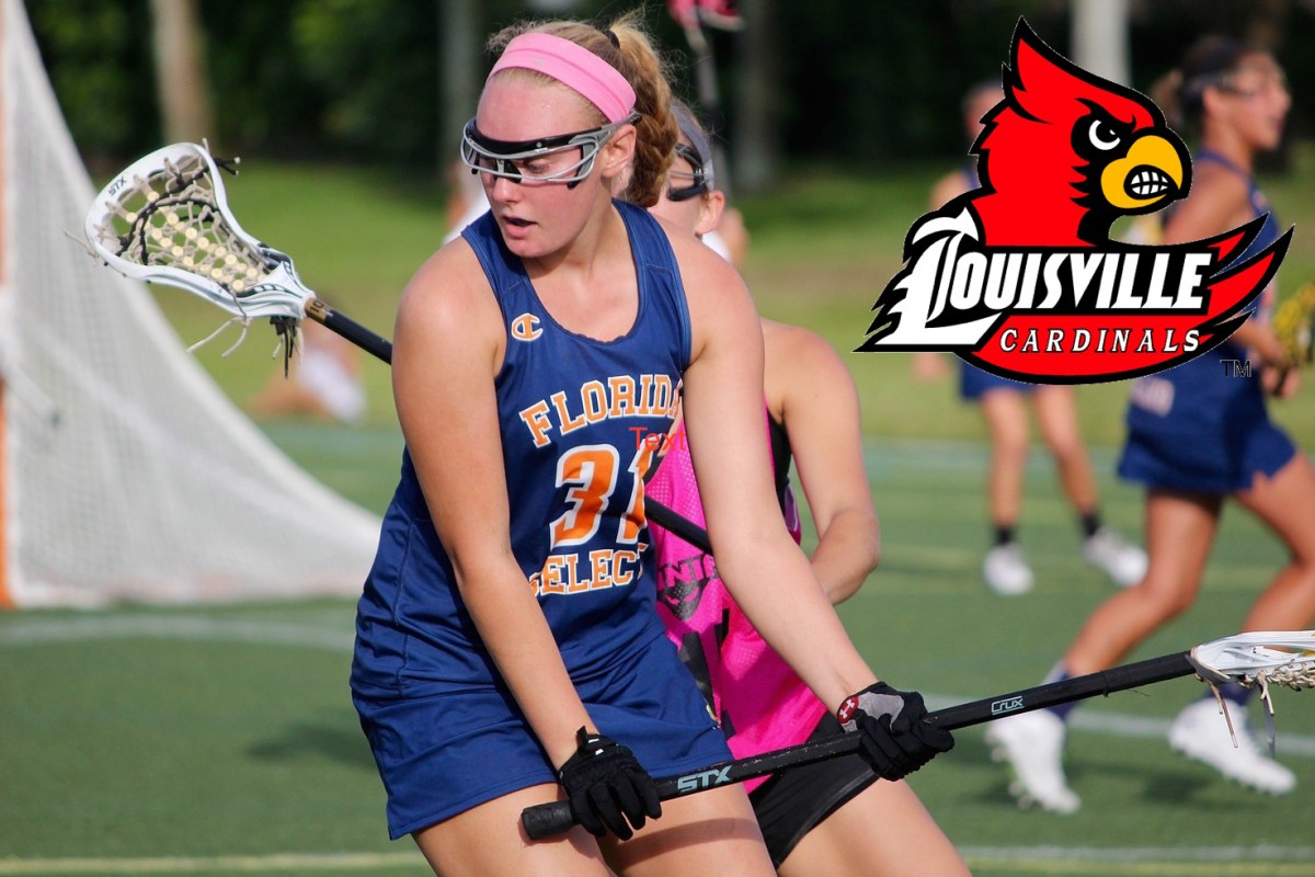 Oxbridge's Kelly Coughlin 2018 Commits to Louisville!