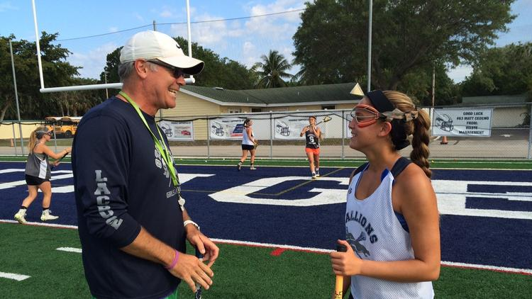 American Heritage's Caitlyn Wurzburger on the verge of historic 100/100 mark
