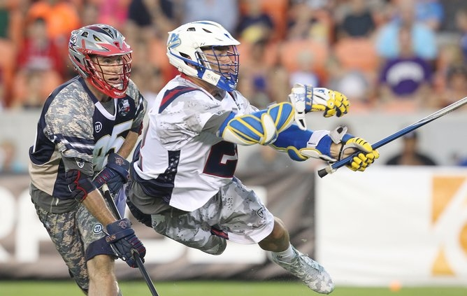 Breaking:  Casey Powell Among 9 Selections for USL's National Hall of Fame!