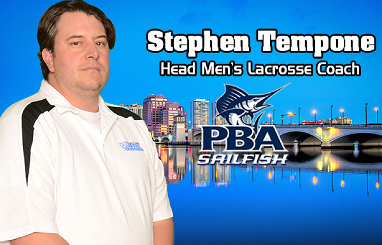 Tempone Tabbed First Varsity Men's Lacrosse Coach at Palm Beach Atlantic