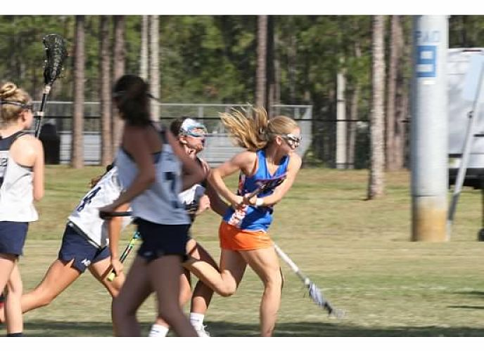Sickles HS 2018 Megan Mulroe Commits to William & Mary!