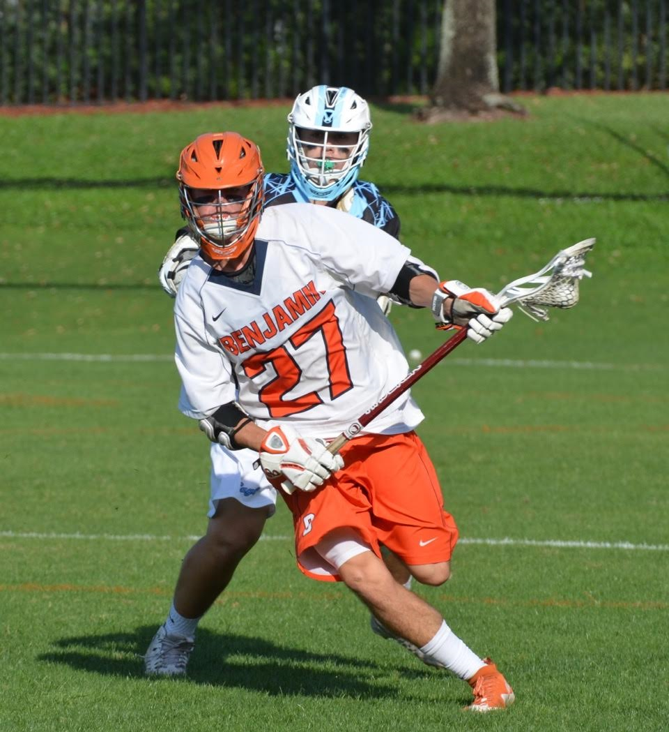 US Lacrosse Grants South Florida Chapter an 11th All American – Griffin Bowie of Benjamin Named AA!