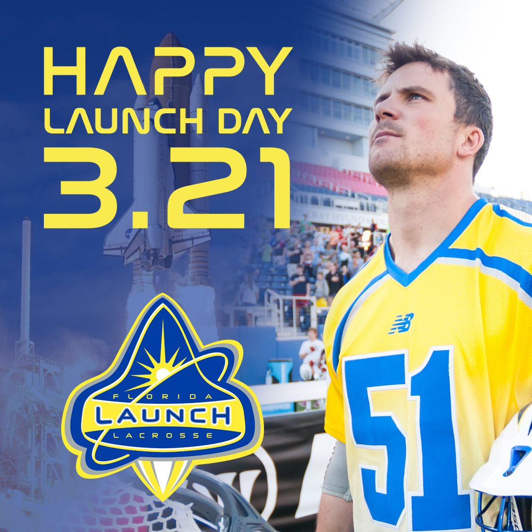 It's Here!  Celebrate National Launch Day on March 21!
