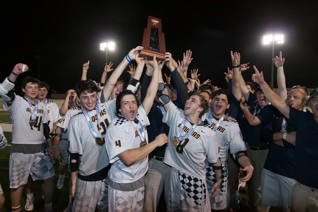 The Raiders Do It Again!  STA Pulls Away Late for the 12-7 FHSAA Championship Win Over LHP!