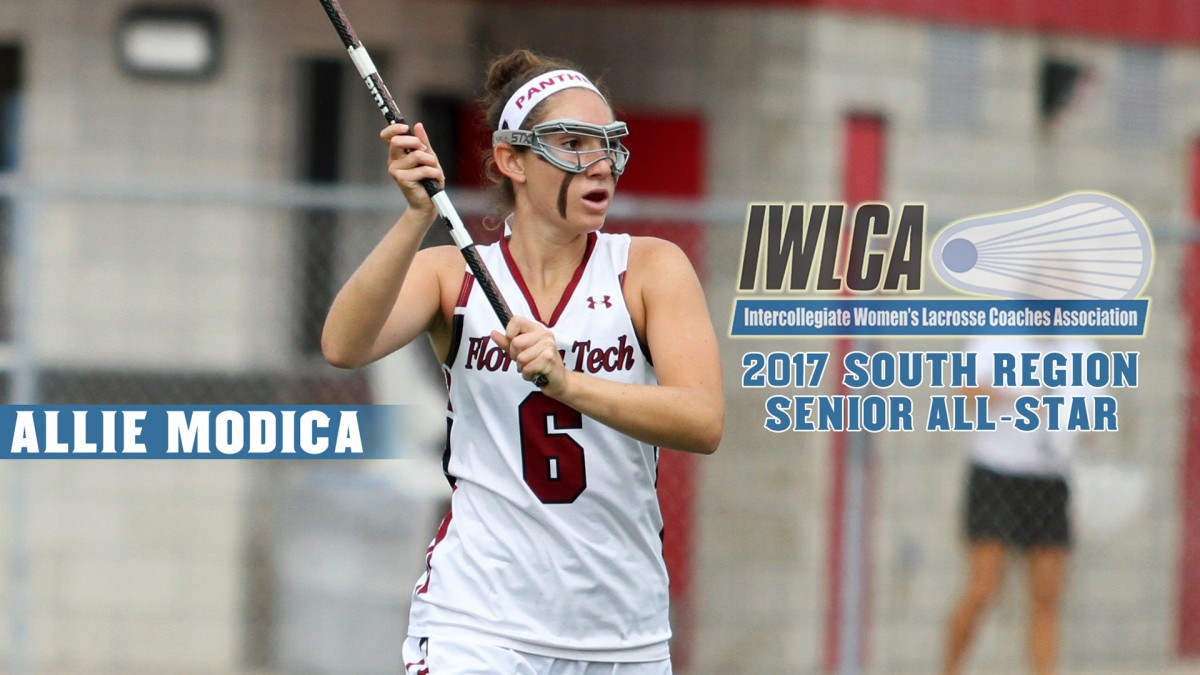FIT:  Modica Selected to IWLCA North-South Senior All-Star Roster