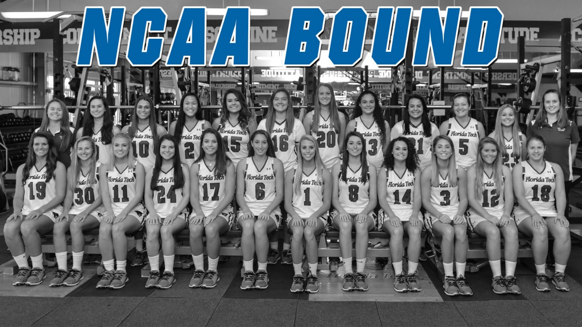 FIT Women:  Panthers are Dancing, Earn #6 Seed in NCAA D2 South Region Tournament