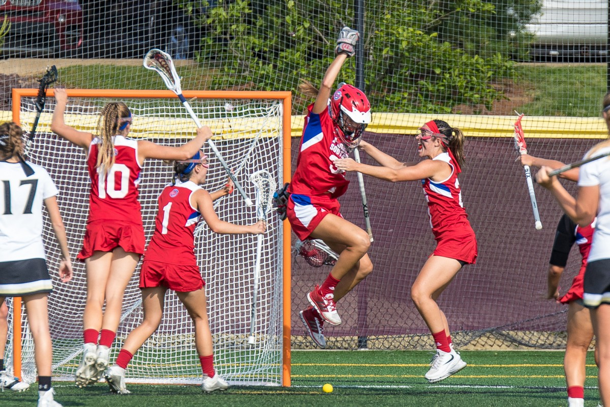 FSC:  Late Heroics Put Women's Lacrosse Back in NCAA Title Game