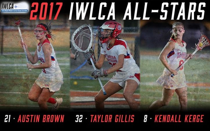 FSC:  Three Moccasins Selected to Play in IWLCA All-Star Game