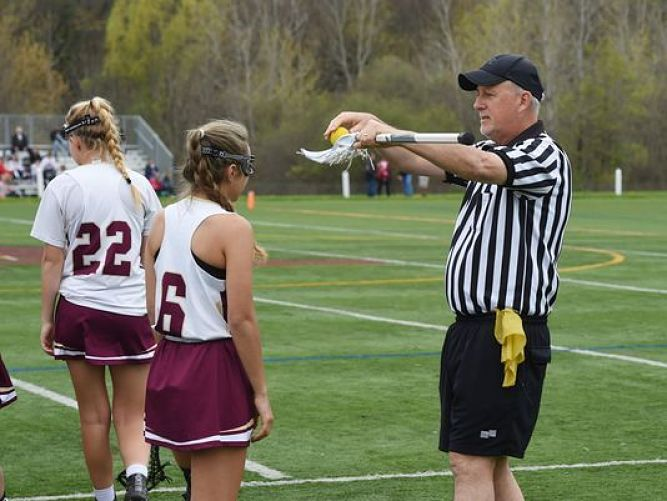 OTS – Abuse, Pay Driving Referees Away in Public High Schools