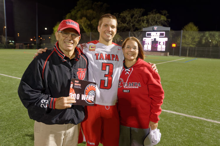 ATS – The Tampa Bay Times: Father-Son Dynamic Works Well for University of Tampa Lacrosse