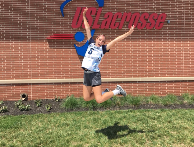 Allie Modica's Blog From the IWLCA Senior All Star Game