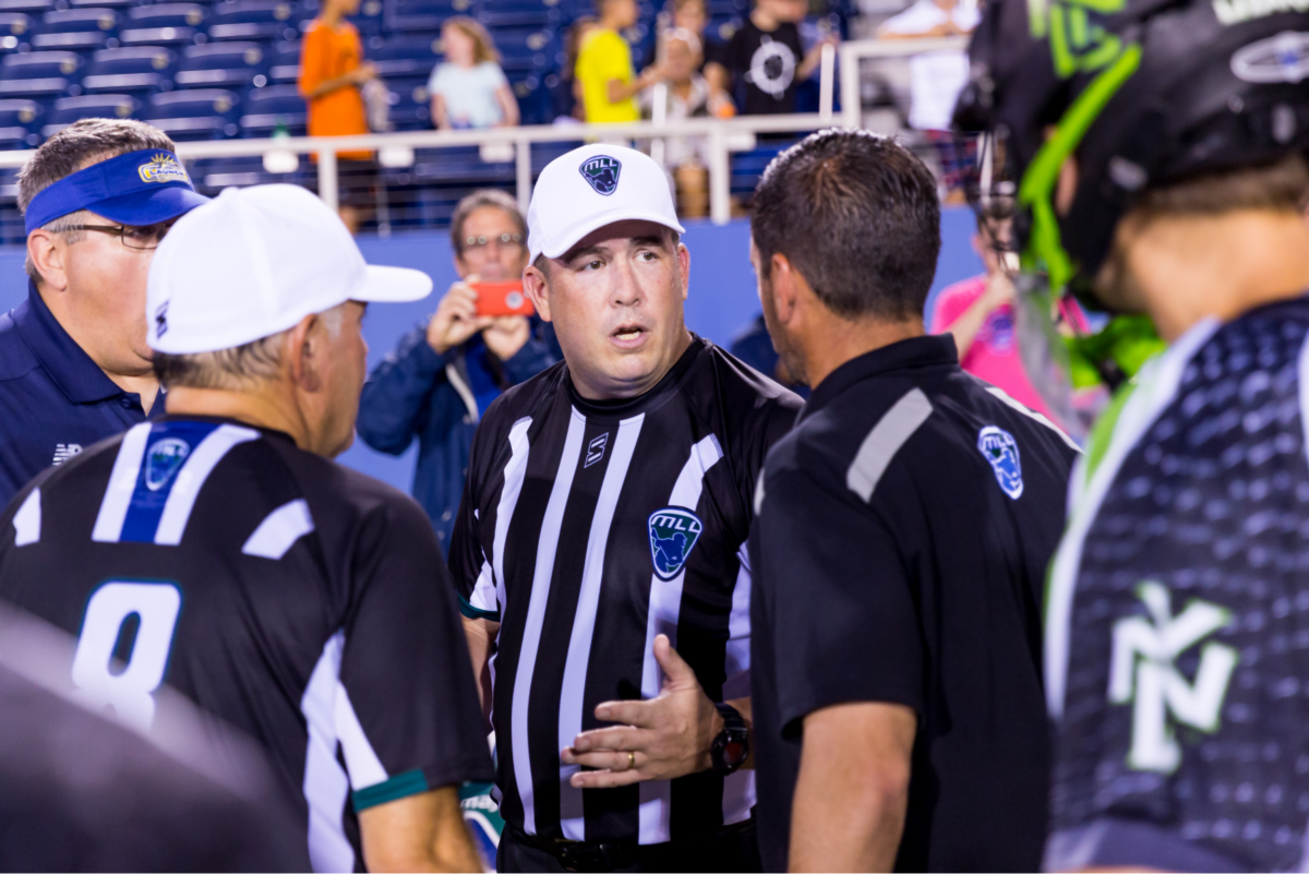 POSTPONED:  Referee Clinic on September 9th at the Bolles School to be Rescheduled