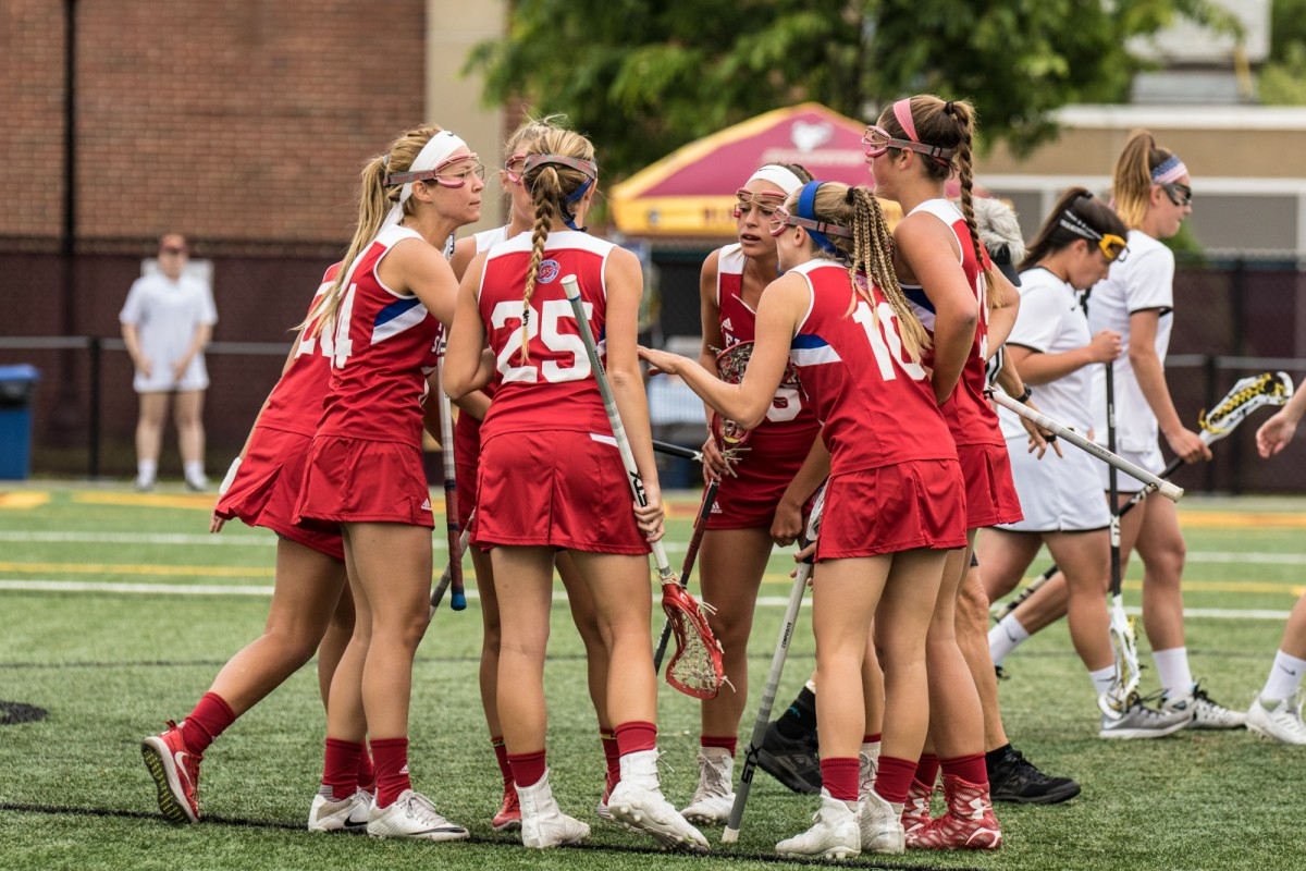 NCAA Approves Free Movement For Women's Lacrosse