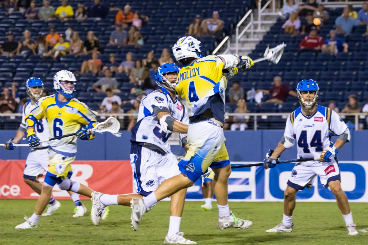 MLL Playoff Picture Much Clearer Today