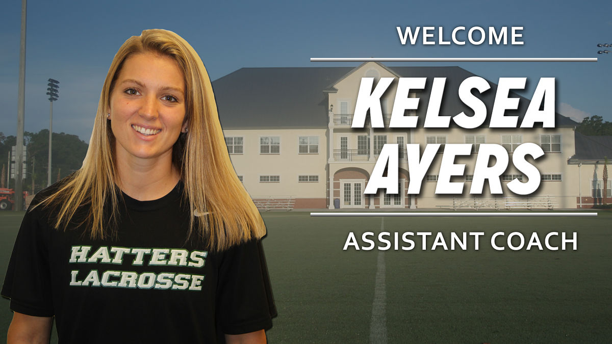 Stetson:  Ayers Named Assistant Lacrosse Coach