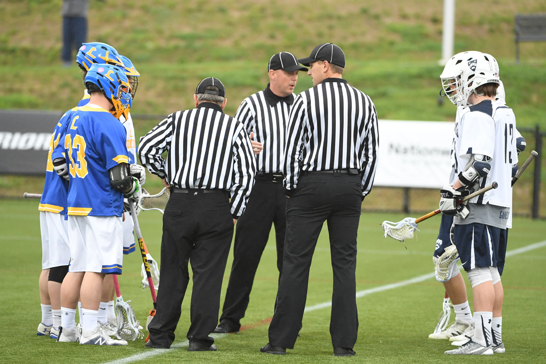 US Lacrosse:  Time For Officials To Step Up And Enforce Conduct Rules