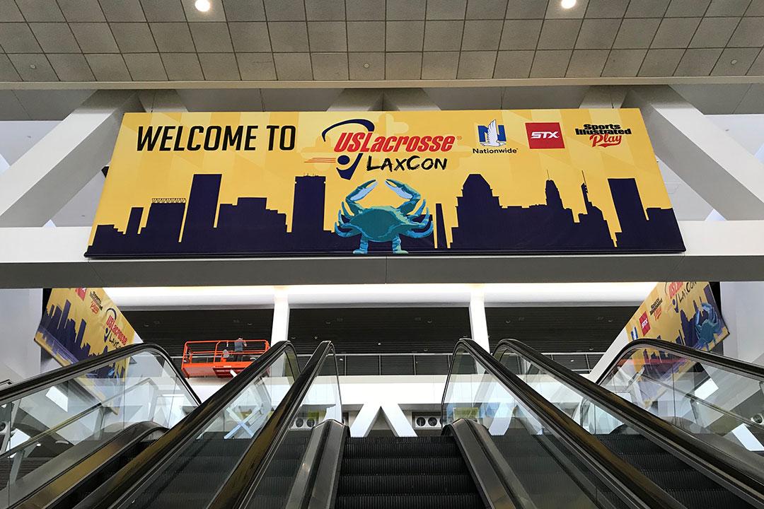 Update:  It's LaxCon Time!  The Recap!