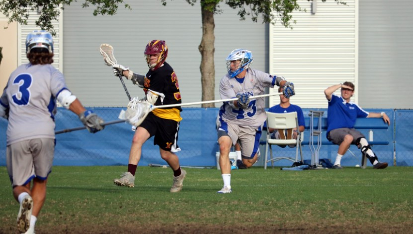 Lynn Lacrosse Caps Early Season Home Stretch with Third Straight Victory 16-2 Over Emmanuel