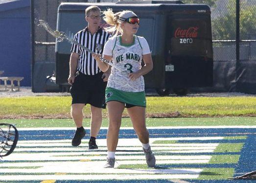 NAIA:  Ave Maria Lady Gyrene Lacrosse Falls At #4 Keiser 14-6
