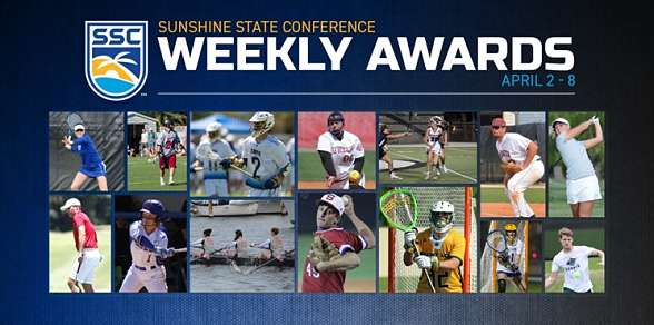 SSC Athletes of the Week: April 2 – 8