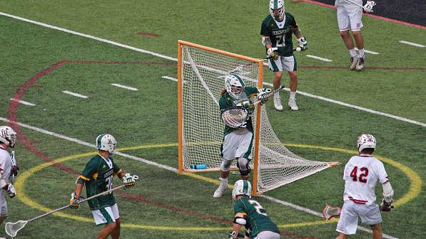 Saint Leo:  Men's Lacrosse Advances to National Championship! Lions Defeat Lenoir-Rhyne 12-11 in Semifinals!