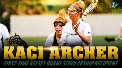 Saint Leo Women:  Archer Named First Recipient of the Kelsey Burns Scholarship