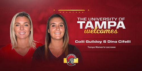 Tampa Women's Lacrosse Announces New Assistants