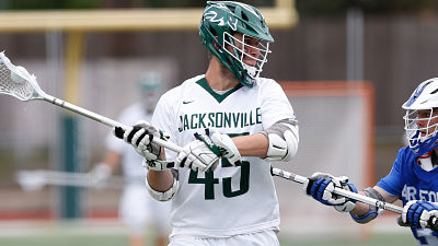 JU Men:  Chase McIntyre Selected by Calgary in NLL Entry Draft