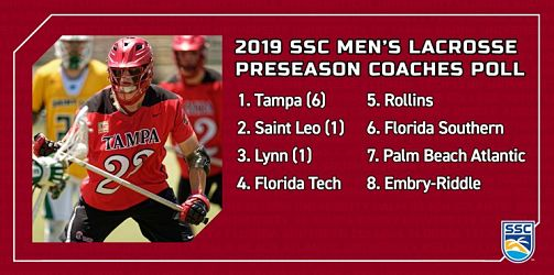 Part 2 – 2019 SSC Men's Lacrosse Season Outlook – The Coach's Interviews