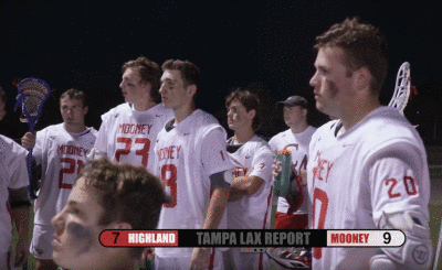 A Little Interlude From Districts:  TLR's Video of #5 CM Defeating #10 LHP 17-15