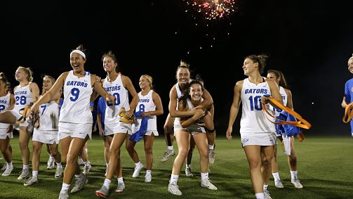 UF Women:  Numerous Gators Set Records in 22-11 Win Over Brown