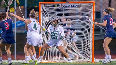 JU Women:  Defense Shines as WLAX Wins Fourth Straight, 7-5 Over Temple
