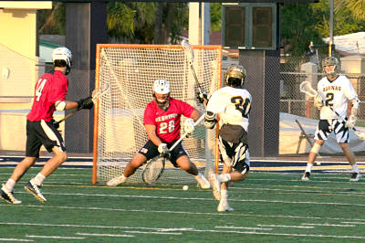 #1 Oxbridge Overcomes Faceoff Disadvantage In 14-8 Road Win Over #4 St. Thomas