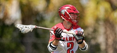 UT:  Men's Lacrosse Advances to the NCAA Quarterfinals With 13-6 Win Over Wingate!