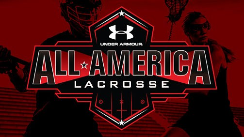 Breaking: Oxbridge's Christian Tomei and LHP's Ainsley Thurston Named to the Under Armour All-American Lax Games!