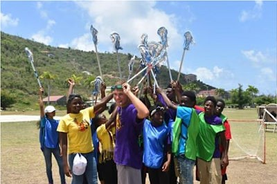 ATS – Palm Beach Post: How I Spent My Summer – Jupiter High Student Introduces Lacrosse to Kids Overseas