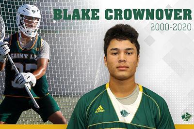 Inside Lacrosse:  Saint Leo Mourns Loss of Blake Crownover