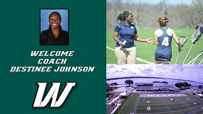 Destinee Johnson Announced as First Head Women's Lacrosse Coach at Webber International University